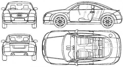 audi tt 8n coupe  u2022 dane techniczne  u2022 autocentrum pl