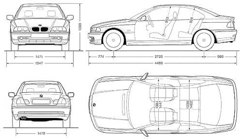 Bmw Seria 3 E46 Sedan Dane Techniczne Autocentrum Pl
