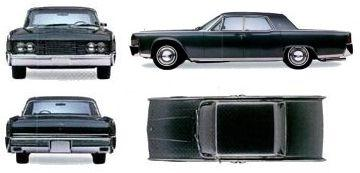 Lincoln Continental III Coupe