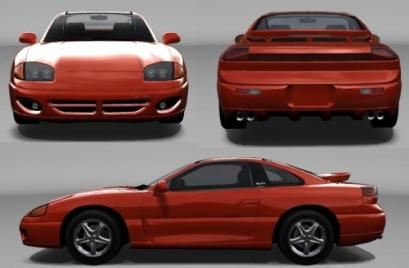 Dodge Stealth II Coupe