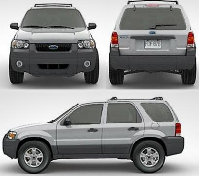 Ford Escape II SUV