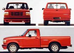 Ford seria F IX Pick Up