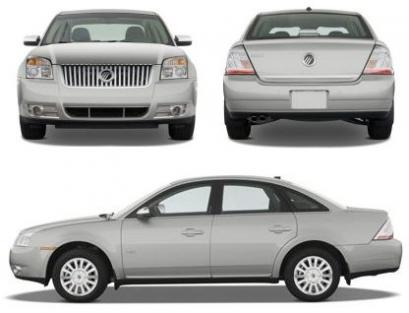 Mercury Sable V Sedan