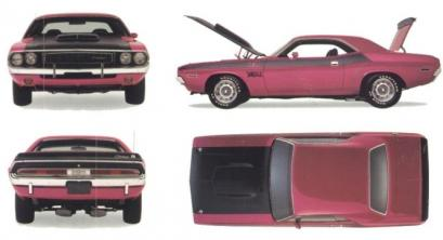 Dodge Challenger I Coupe