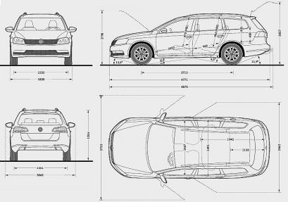 Variant besides Volkswagen Caravelle T5 Tdi V T446 also divaceldistribuciones moreover Installation position and specified torque for cl ing sleeve  golf touran passat furthermore Adjusting door gaps. on volkswagen golf dimensions