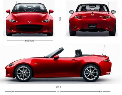 mazda mx 5 opis i informacje o modelu. Black Bedroom Furniture Sets. Home Design Ideas