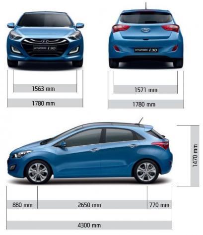 Hyundai i30 универсал ii поколение