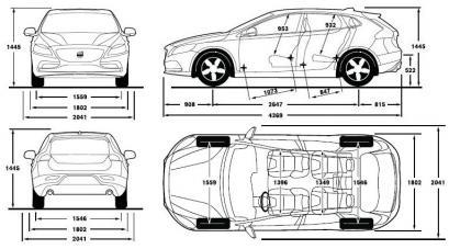Volvo V40 Ii Hatchback Informacje O Wersji Autocentrum Pl