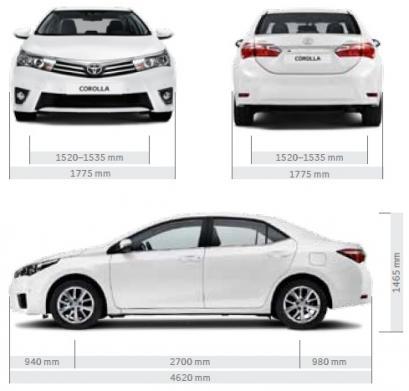 Toyota Corolla Informacje O Modelu Autocentrum Pl