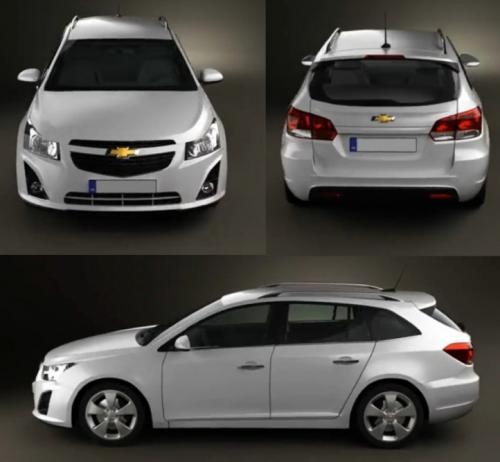 Chevrolet Cruze Kombi Dane Techniczne Autocentrum Pl