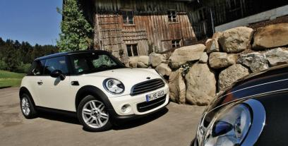 Mini One II Hatchback Facelifting 1.6 98KM 72kW 2010-2012