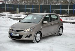 Hyundai i20 I Hatchback 5d Facelifting