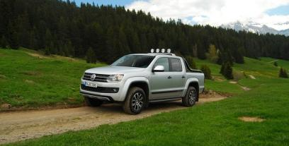 Volkswagen Amarok I Pick Up Double Cab 2.0 BiTDI 163 KM 120 kW