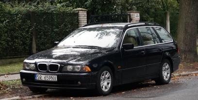 Bmw Seria 5 E39 Touring 520 I 150km 110kw 1997 2004 Dane