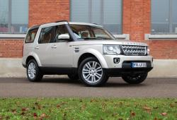 Land Rover Discovery IV - Dane techniczne