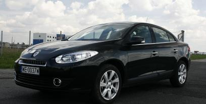 Renault Fluence Sedan