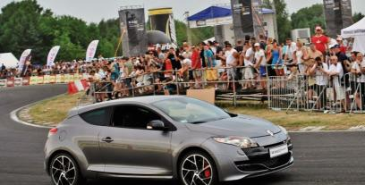 Renault Megane III Coupe Facelifting