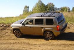 Jeep Patriot SUV Facelifting -