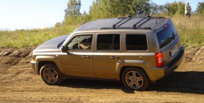 Jeep Patriot SUV Facelifting