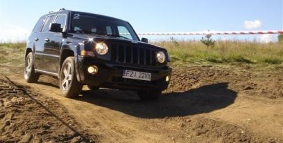 Jeep Patriot SUV 2.0 CRD DOHC 16v 140KM 103kW 2007-2010