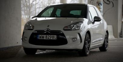 DS 3 Hatchback (Citroen) 1.6 THP 156KM 115kW 2009-2014