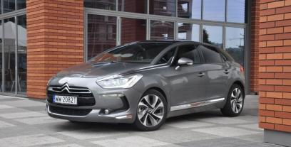 DS 5 Hatchback (Citroen) 1.6 THP 200KM 147kW 2011-2015