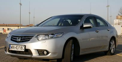 Honda Accord VIII Sedan 2.2 i-DTEC 180KM 132kW 2008-2016