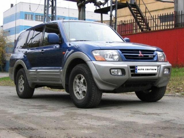 Raport spalania Mitsubishi Pajero - zużycie paliwa