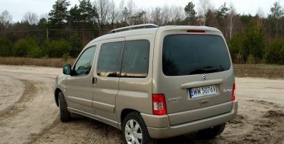 Citroen Berlingo I 1.8 90KM 66kW 1997-2002