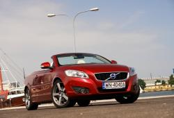 Volvo C70 II Coupe Cabrio Facelifting - Usterki