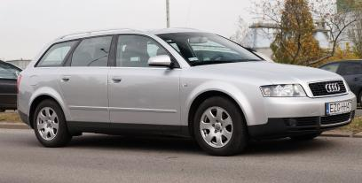 Audi A4 B6 Avant 25 V6 Tdi 180km 132kw 2001 2004 Dane Techniczne