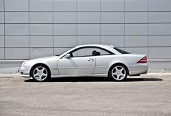 Mercedes CL W215 Coupe