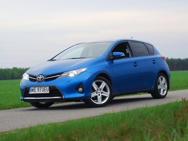 Toyota Auris Ii Silniki Dane Testy Autocentrum Pl