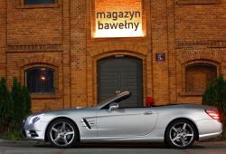 Mercedes SL R231 Roadster