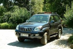 Toyota Land Cruiser IV -
