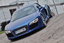 Audi R8 I Coupe Facelifting