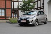 Toyota Yaris III Hatchback 5d Facelifting - Oceń swoje auto