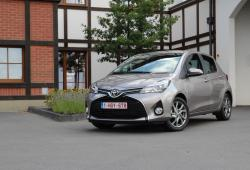 Toyota Yaris III Hatchback 5d Facelifting -