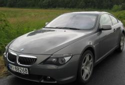 BMW Seria 6 E63-64 Coupe