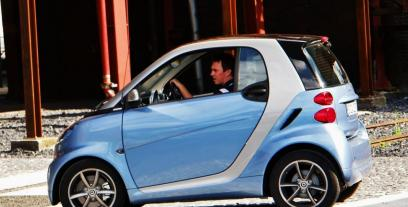 Smart Fortwo II Coupe