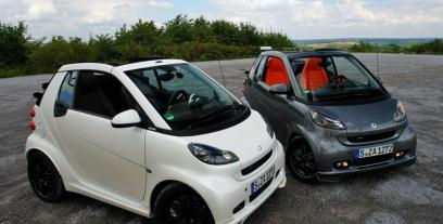 Smart Fortwo II Cabrio Facelifting 1.0 102KM 75kW od 2012