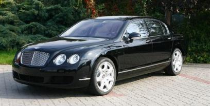 Bentley Continental Flying Spur 6.0 W12 Twin-Turbo 560KM 412kW od 2005