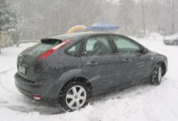 Ford Focus II Hatchback 5d