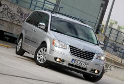 Chrysler Voyager V Grand Voyager 3.8 218KM 160kW 2005-2010