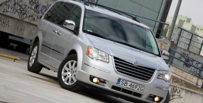 Chrysler Voyager V Grand Voyager 3.8 224KM 165kW 2005-2010