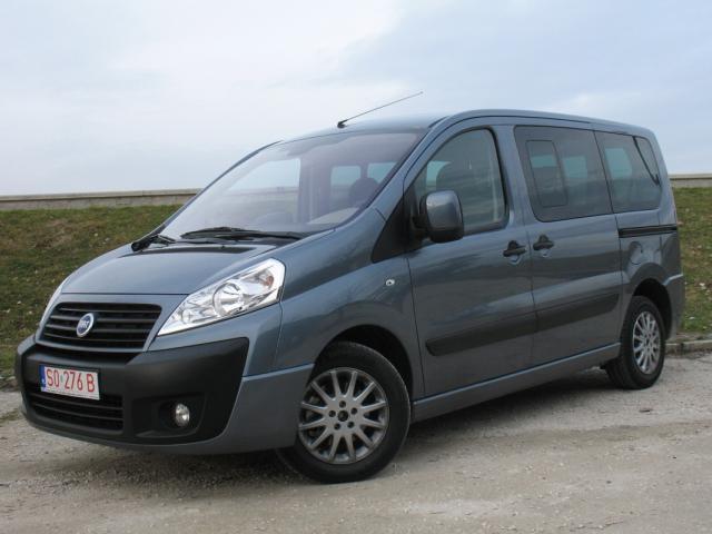 Najnowsze Fiat Scudo - modele, dane, silniki, testy • AutoCentrum.pl FK14