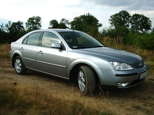 Ford Mondeo III -