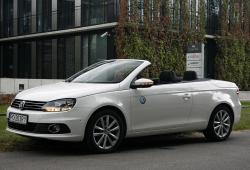 Volkswagen EOS Coupe Cabrio Facelifting -