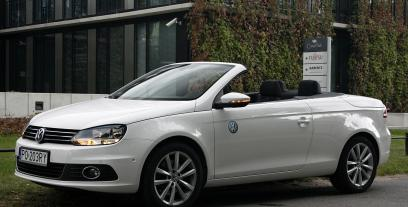 Volkswagen EOS Coupe Cabrio Facelifting 1.4 TSI 160KM 118kW 2011-2012