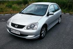 Honda Civic VII -